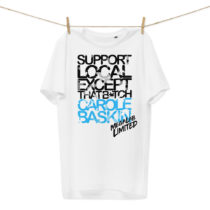 TIGER KING SUPPORT LOCAL TSHIRT
